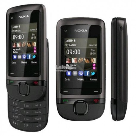 Nokia C2-05 remont
