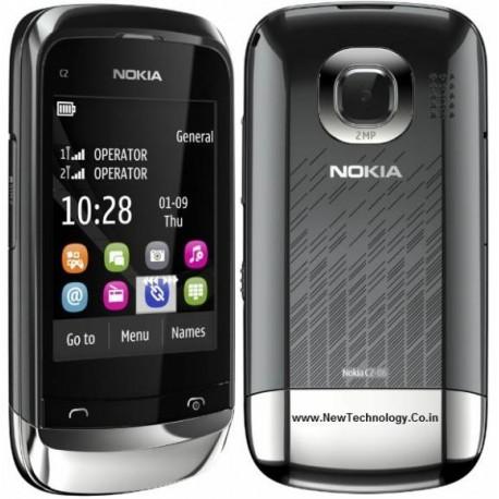 Nokia C2-06 remont