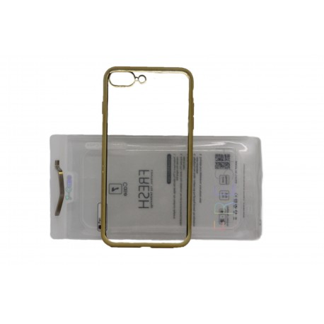7-Case Fresh silikoonümbris iPhone 7+/8+