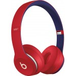 Beats Solo3 Wireless On-Ear Headphones Club Collection Club Red